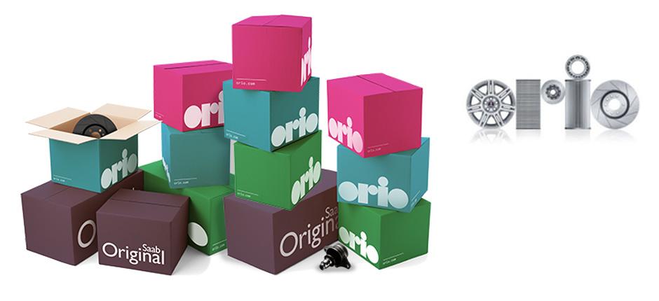 ORIO Parts